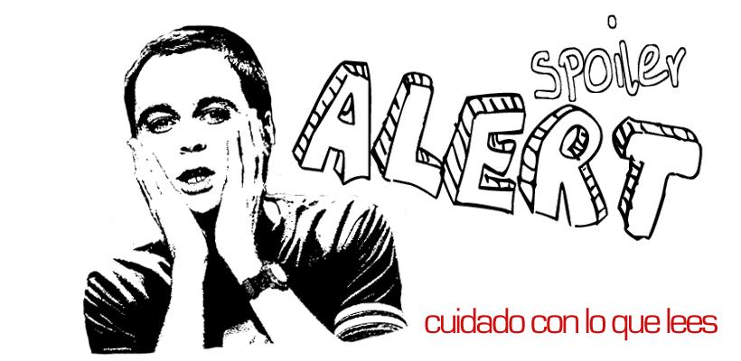 SPOILER ALERT - JUEGO DE TRONOS
