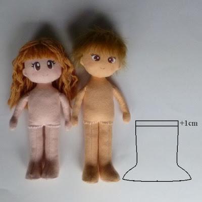Dolls bodies
