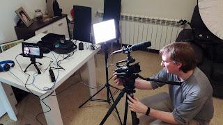 Preparando el set (I) | Cabrones