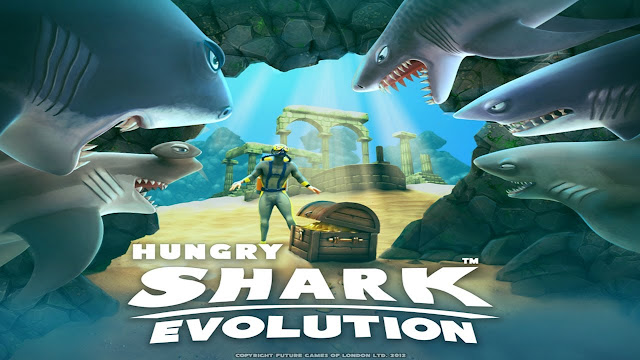 Download Hungry Shark Evolution Mod APK v4.8.0 (Unlimited Coin/Gems)