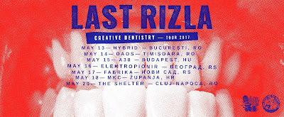 Last Rizla tour 2017 banner