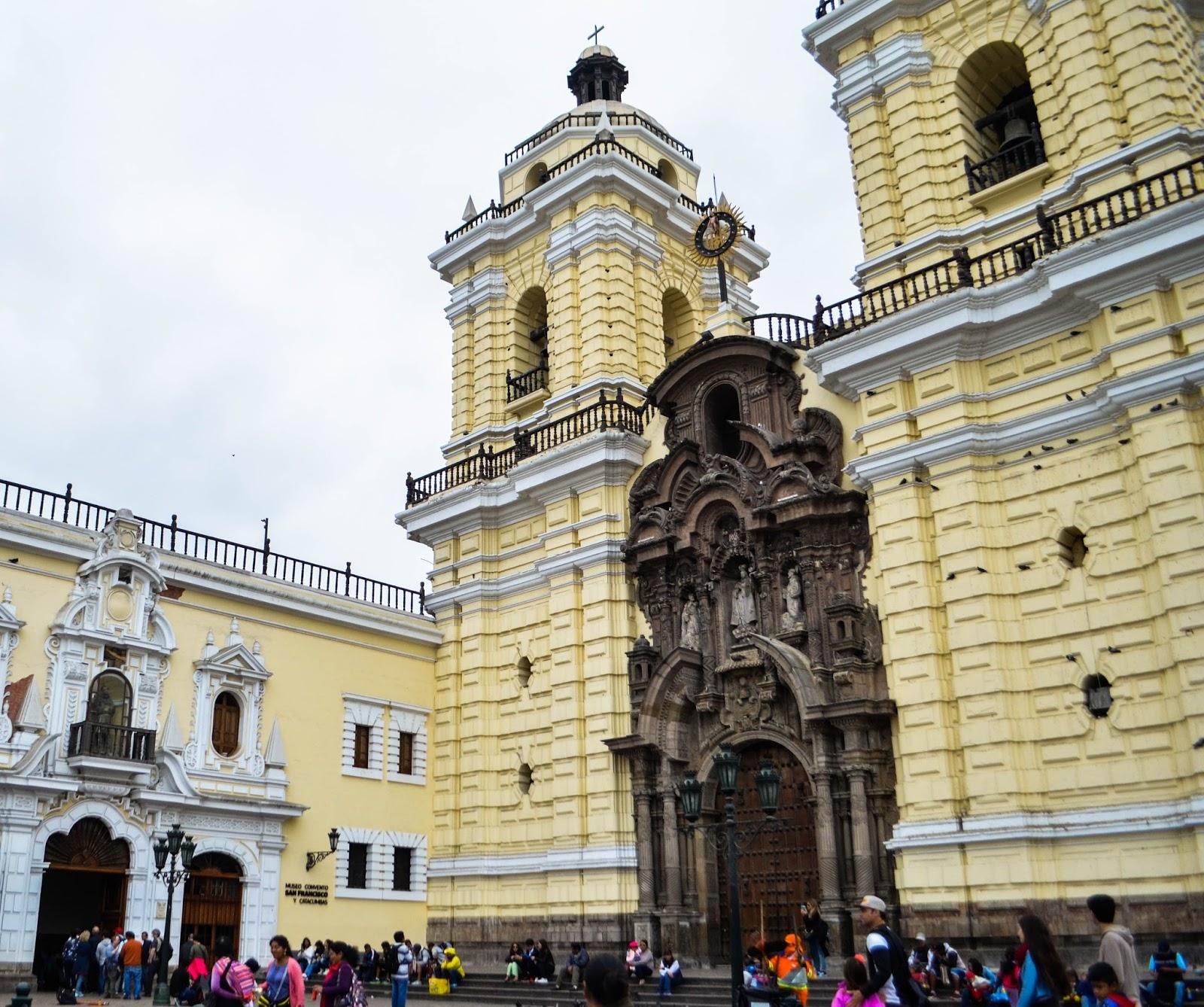 Lima, Peru - Lugares incríveis