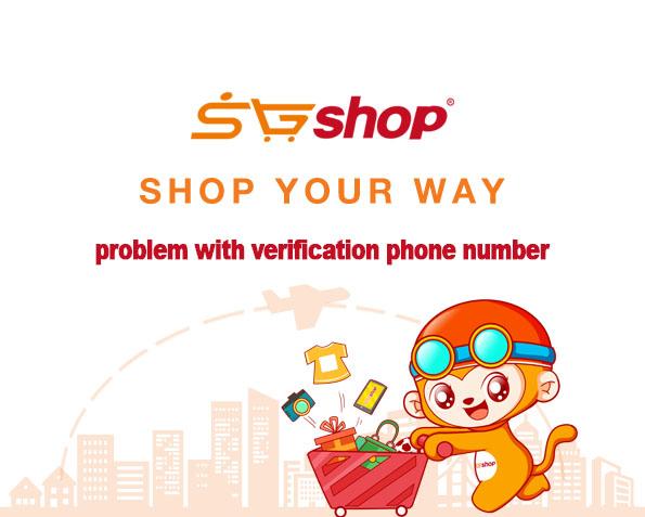 Masalah Verification Phone Number pada SGShop Malaysia