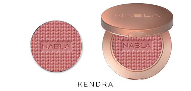 Kendra Mermaid Collection di Nabla Cosmetics