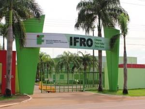 provas do IFRO