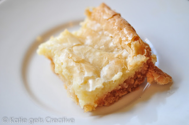 Cream Cheese Squares from Katie Gets Creative