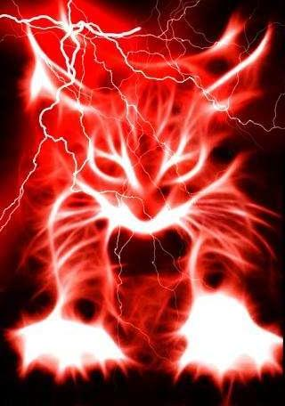 Android Phones Wallpapers: Android Wallpaper Hellfire Kitty