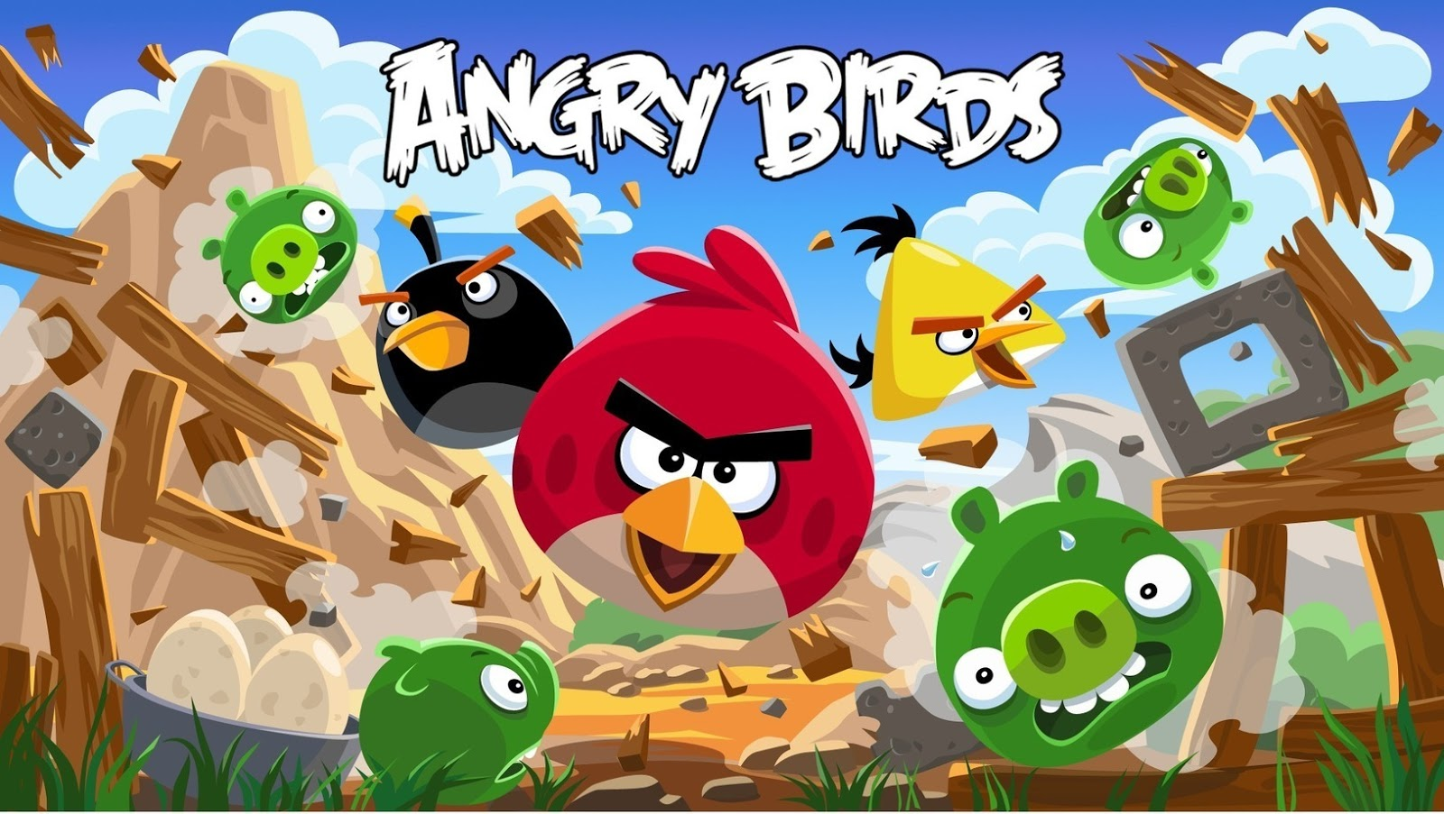 Angry Birds Apk Mod for Android Unlocked - Apk Like