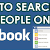 Find Facebook Account