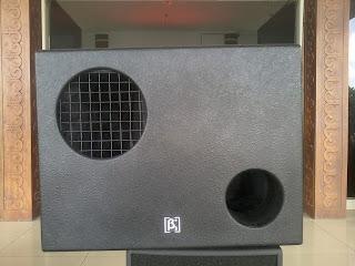 Sub Woofer Active Speaker