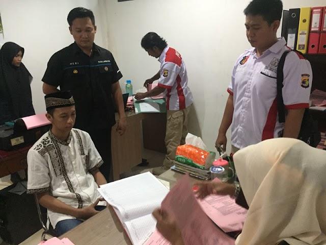 Akibat Postingan Medsos Hina Mantan Pacar, Pemuda di Lampura Dimejahijaukan