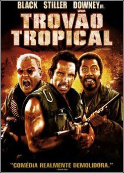 Trovão Tropical Dublado (2008)