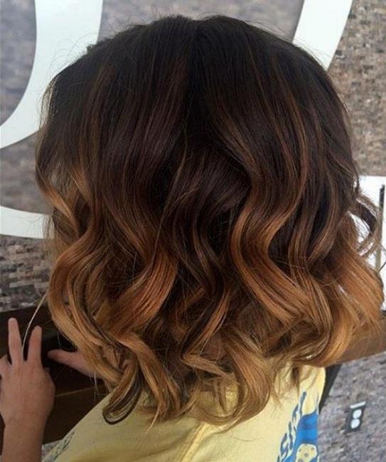 Si estás pensando en un nuevo peinado, ¿por qué no considerar también una actualización de color? Mecedora de estilos de pelo corto de balayage es ahora muy