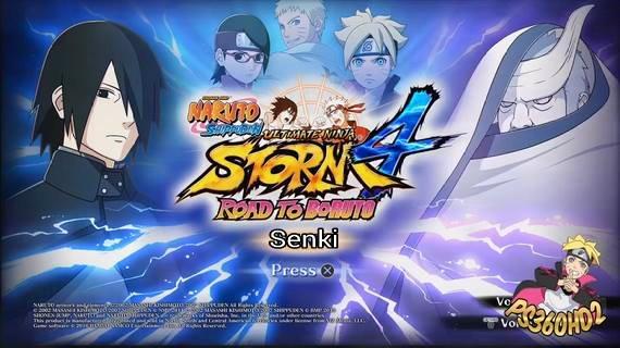 Download Naruto Senki Mod Apk Boruto Full Character