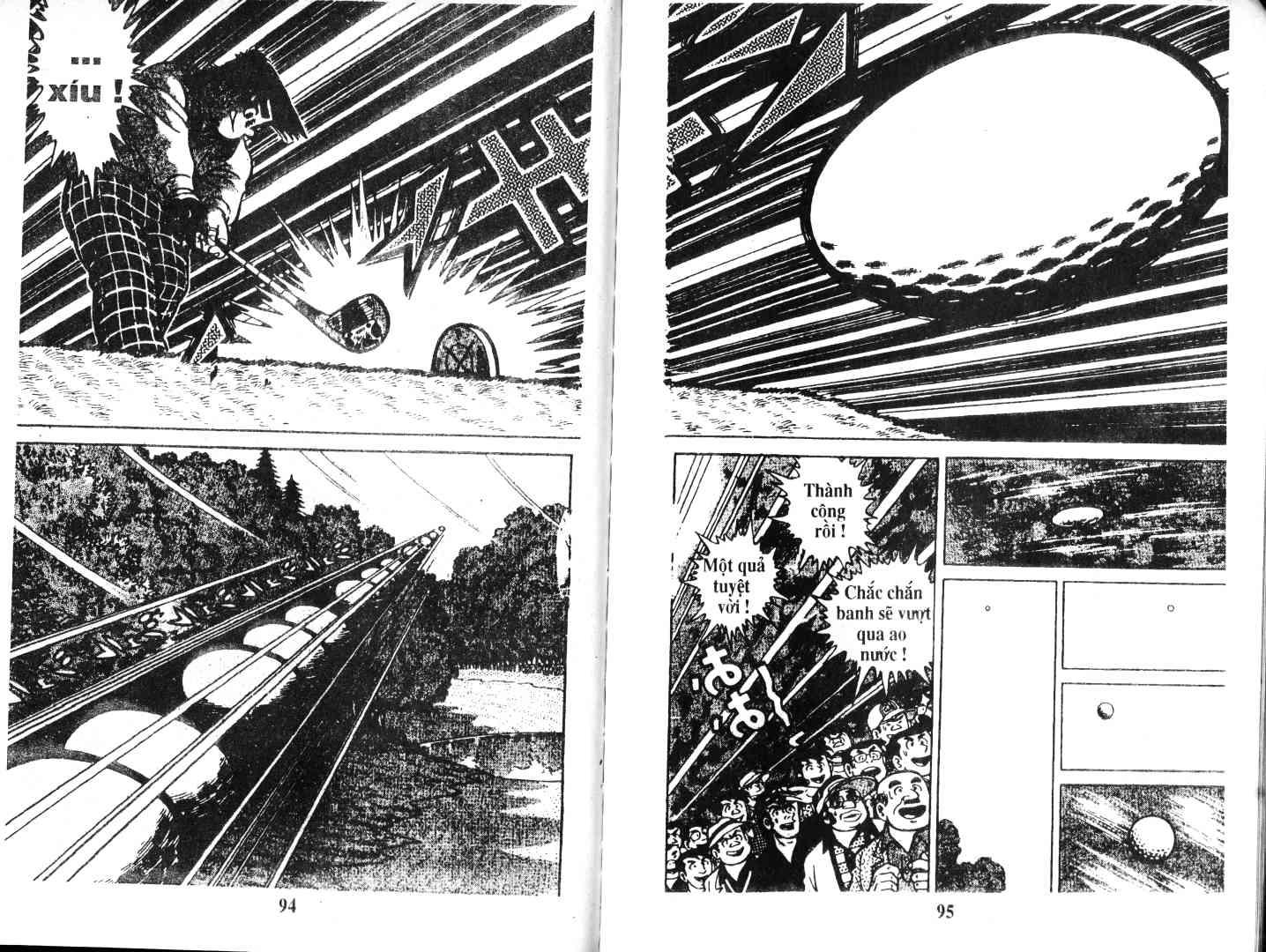 Ashita Tenki ni Naare chapter 48 trang 46