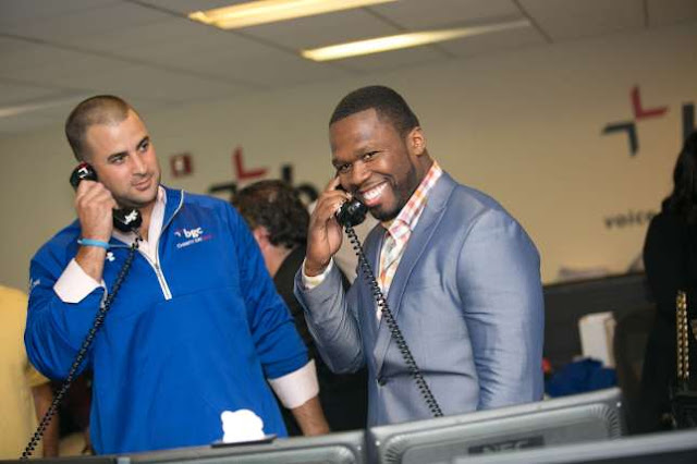 Mystery trader '50 Cent' is caught at red