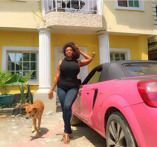 Coast Ojiakor shares stunning new photos and she's all covered up