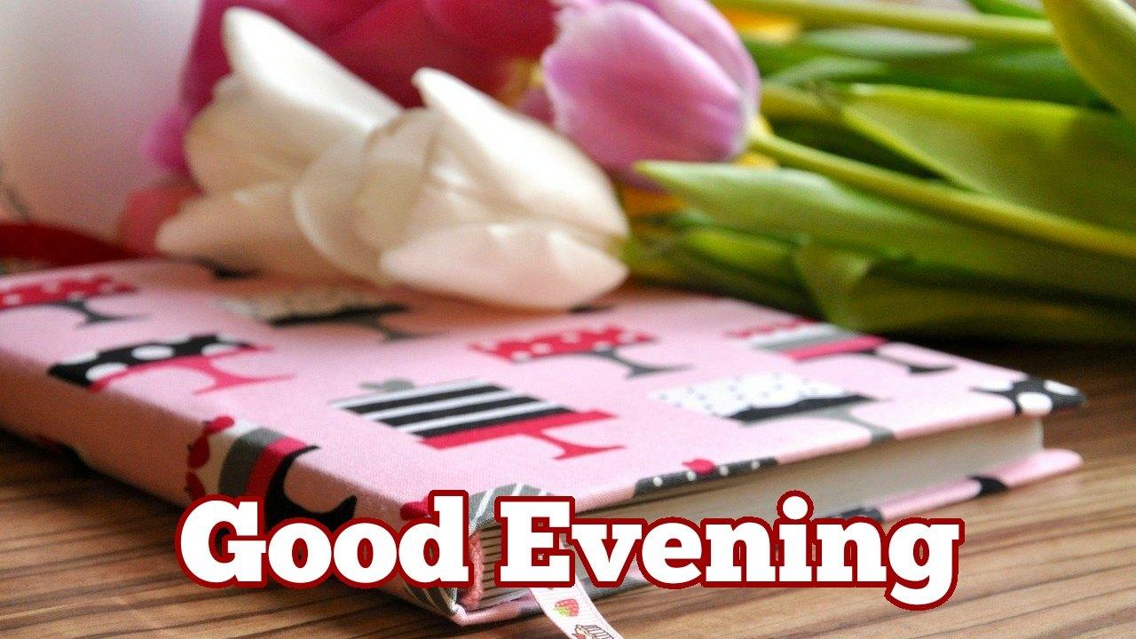 good evening friends image