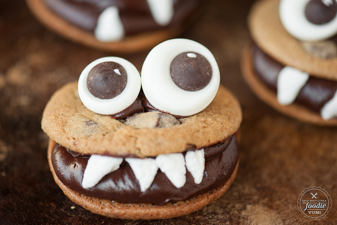 15 Halloween Food Treats That Are Deliciously Spooky - Crafts On Fire