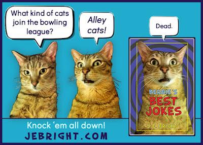 Bernie's Best Jokes Bowling: J. E. Bright