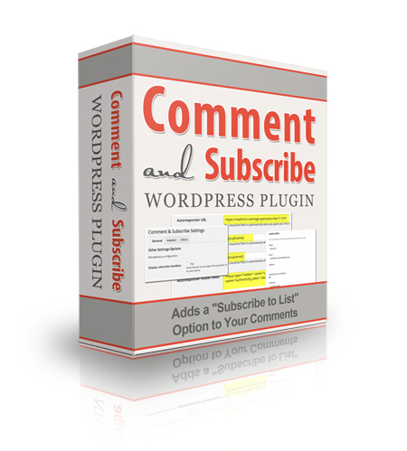 [GIVEAWAY] Comment And Subscribe [WordPress Plugin]