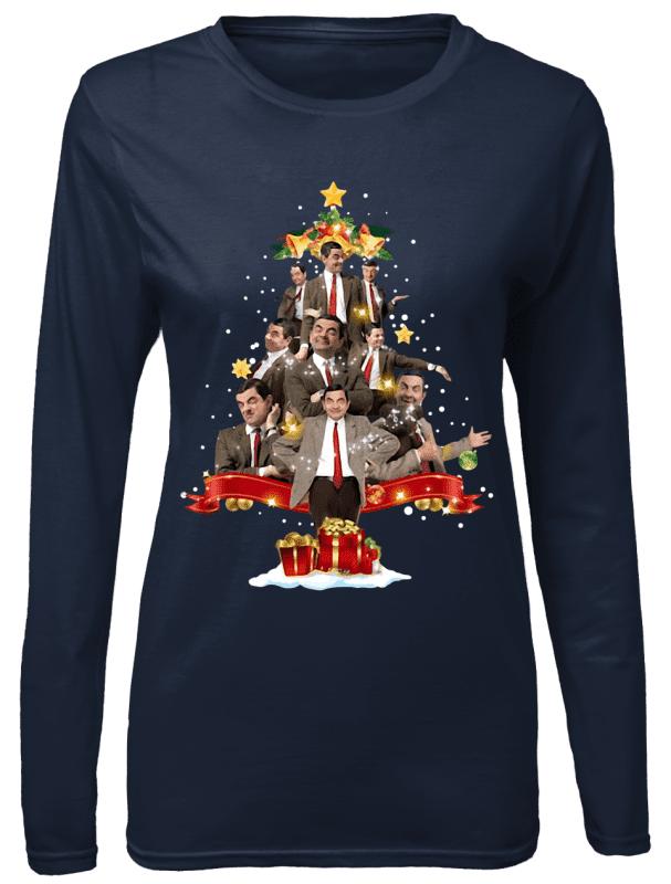 Mr Bean Christmas tree sweater - vuongthucnhan-daknong\'s blog