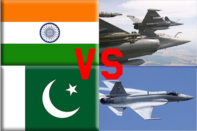 THE MILITARY MATCH INDIAN VS PAKISTAN
