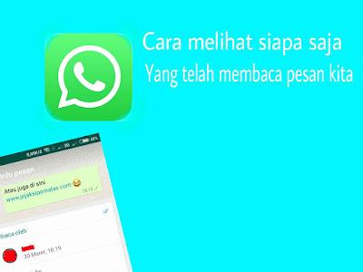 group whatsapp terdapat silent reader atau anggota yang hanya menyimak