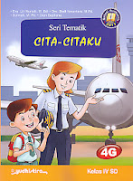 AJIBAYUSTORE  Judul Buku : Seri Tematik Cita-Citaku 4G    Kelas IV SD