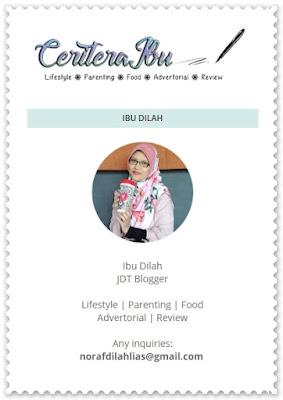 Sahabat blogger pilihan Starlavenderluna : Cerita Ibu Dilah