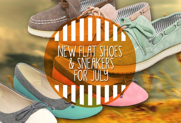NEW FLATSHOES   SNEAKERS AMANDA JANE S FOR JULY  5b5d78df42