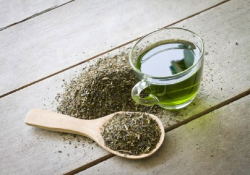 τονωτική λοσιόν προσώπου με πράσινο τσάι
