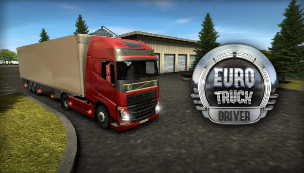 Euro Truck Driver Mod Apk Terbaru Online Unlimited Money