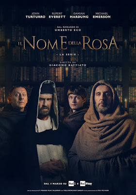 The Name Of The Rose 2019 Miniseries Poster 5