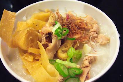 Cara Masak Bubur Ayam dan Resep Bubur Ayam Sederhana Masakan Anak
