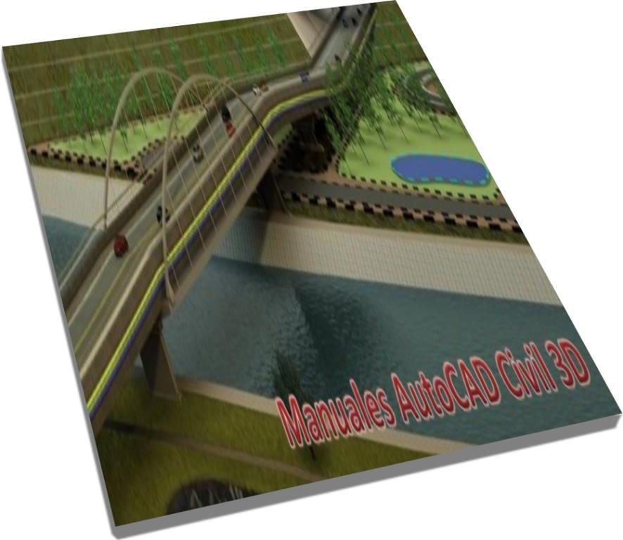 Colección de manuales para AutoCAD Civil 3D