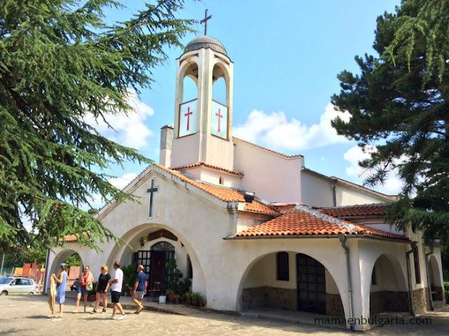 Iglesia San Yoan Predtecha, Obzor, Bulgaria