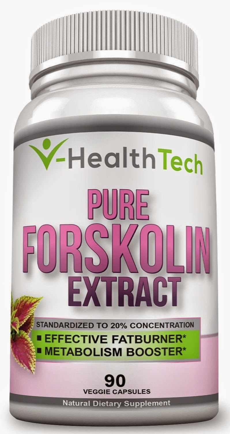 Popular Product Reviews by Amy: Health Tec Pure Forskolin ...