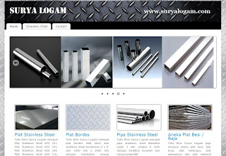 Supplier-distributor-agen-toko-Stainless-Steel