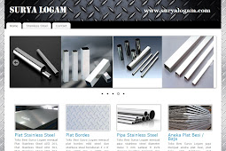 Surya Logam Supplier Stainless Steel