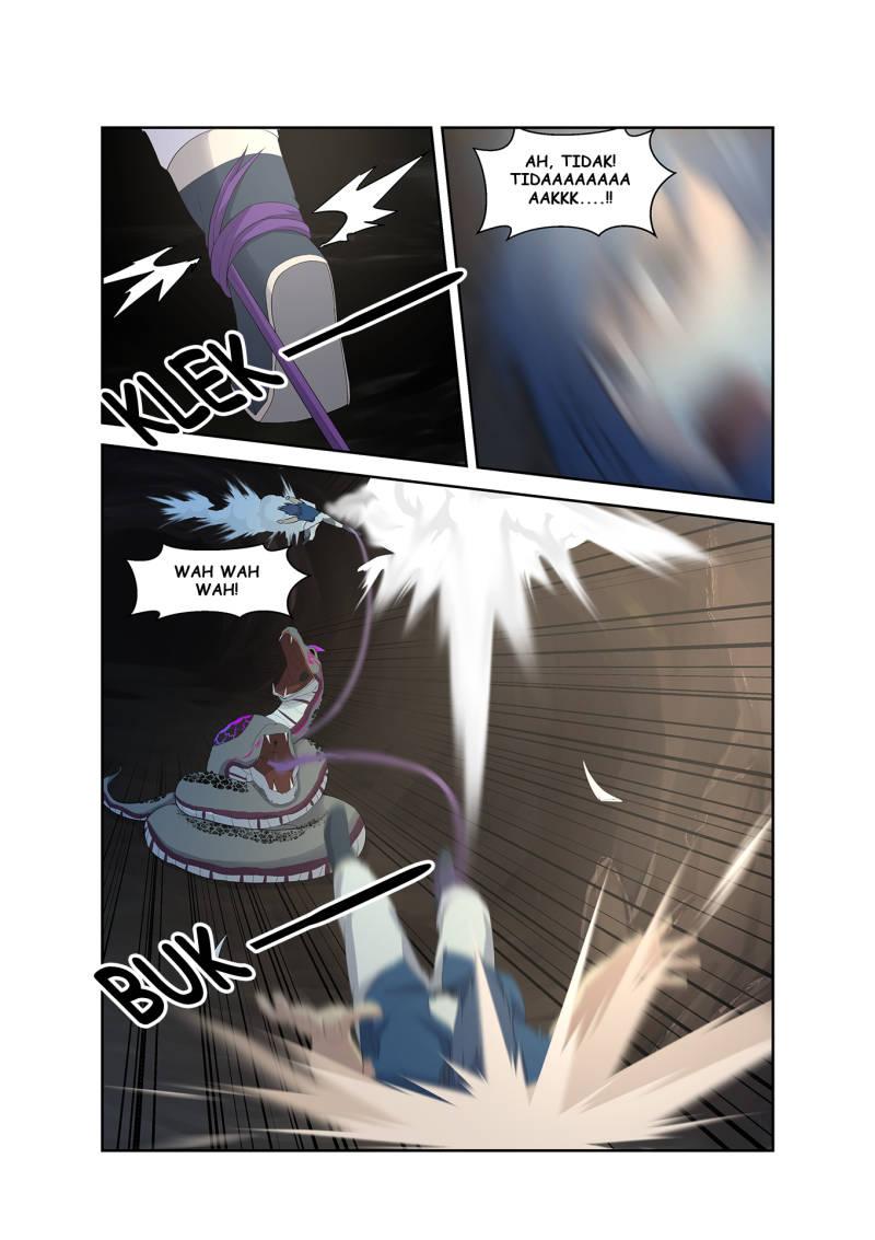 Heaven Defying Sword Bahasa Indonesia Chapter 23