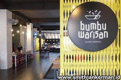 Lowongan Kerja Pekanbaru : Restaurant & Cafe Bumbu Warisan Desember 2017