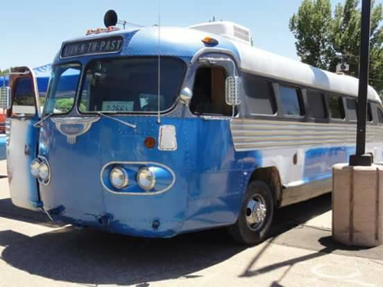 1948 Clipper Flxible Bus Conversion