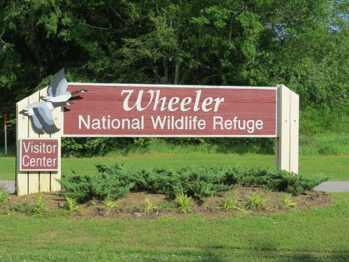 Wheeler National Wildlife Refuge