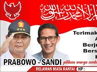 Download Banner Prabowo Sandi Format CDR