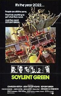 Sci-Fi Apocalypse:  'Soylent Green'