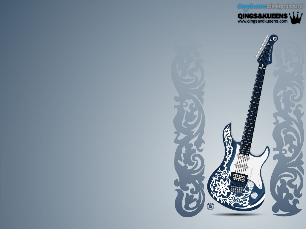 High Definition Guitar Wallpapers