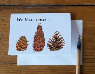 Alice Draws The Line :: We three cones, just cones