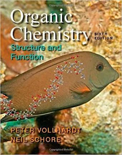 ORGANIC CHEMISTRY:-STRUCTURE AND FUNCTION 6TH EDITION  BY PETER VOLLHARDT AND NEIL SCHORE