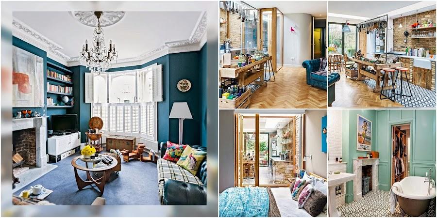 Best of 2013, Un moderno apartamento victoriano, house, home, decor, tour